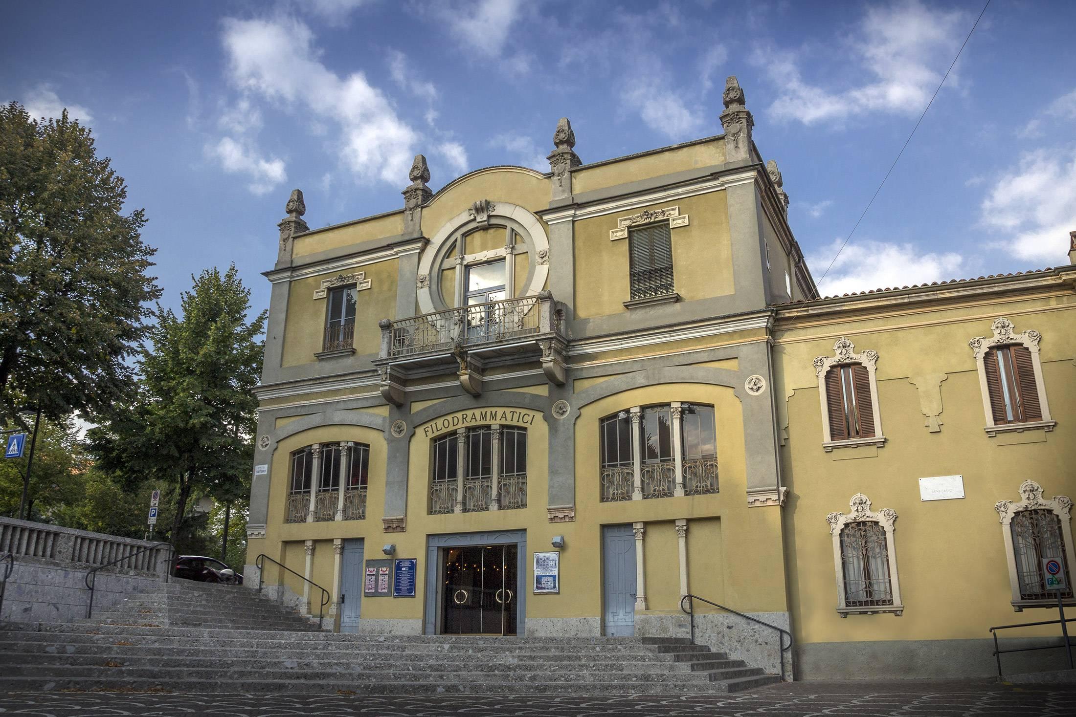 Teatro Filodrammatici Treviglio