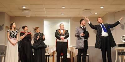 Chat en poche (Gatto in tasca) - Teatro Filodrammatici Treviglio