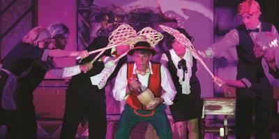 Gioppino Acchiappafantasmi - Teatro Filodrammatici Treviglio