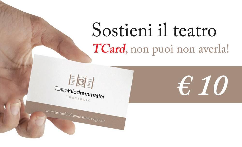 TCard - Teatro Filodrammatici Treviglio